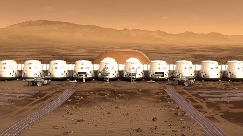 RT en Español's photo on Mars One