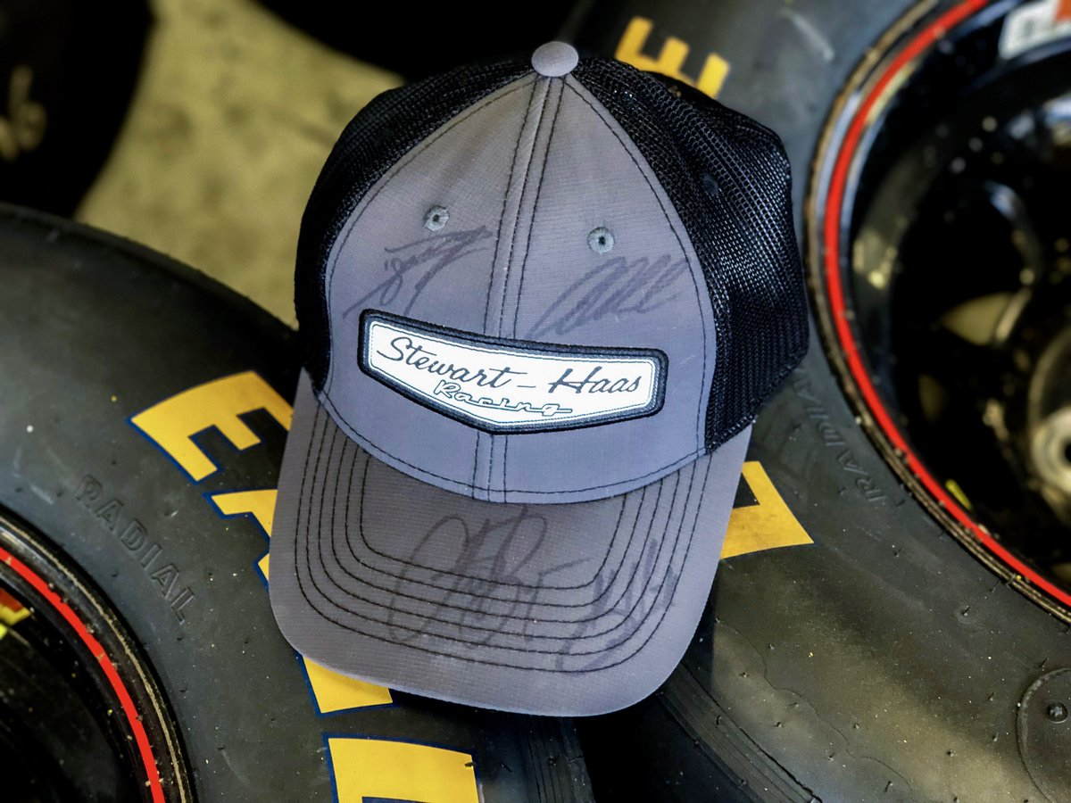 Stewart-Haas Racing's photo on Good Tuesday