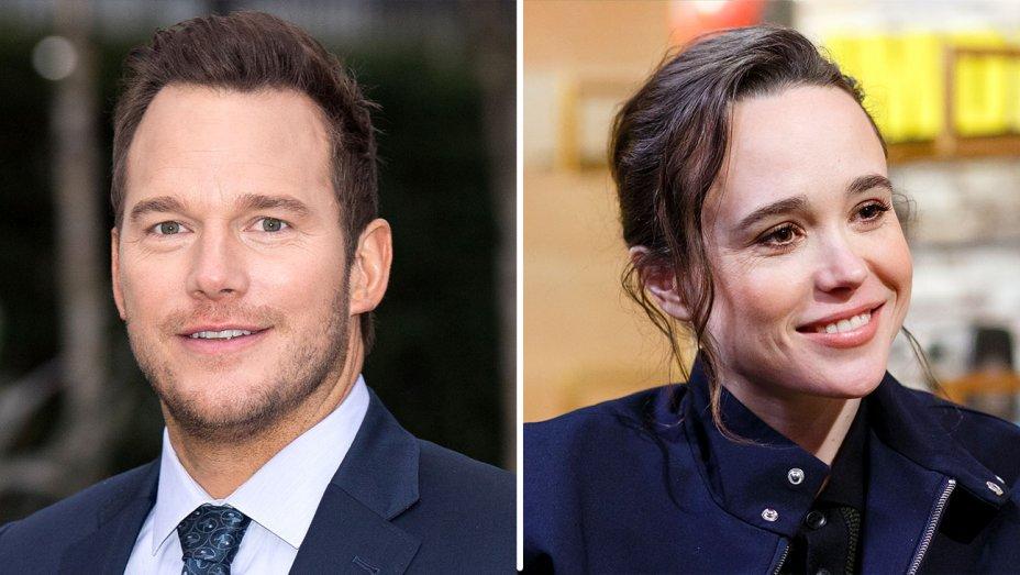 Chris Pratt defends church in response to Ellen Page backlash http://thr.cm/jqhuJx