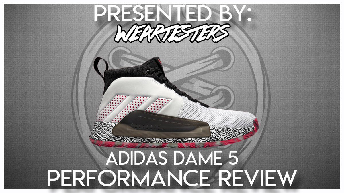 adidas Dame 3 Performance Review WearTesters