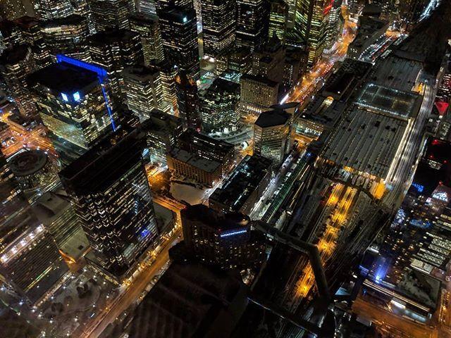 Russ Sprague's photo on CN Tower