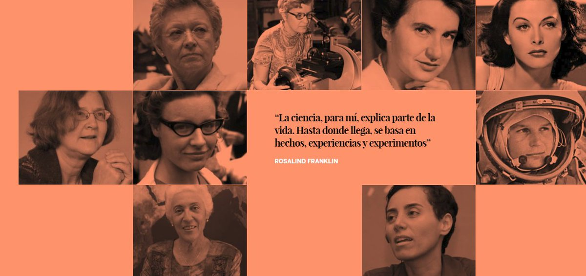 II UNAM's photo on #mujeresenciencia
