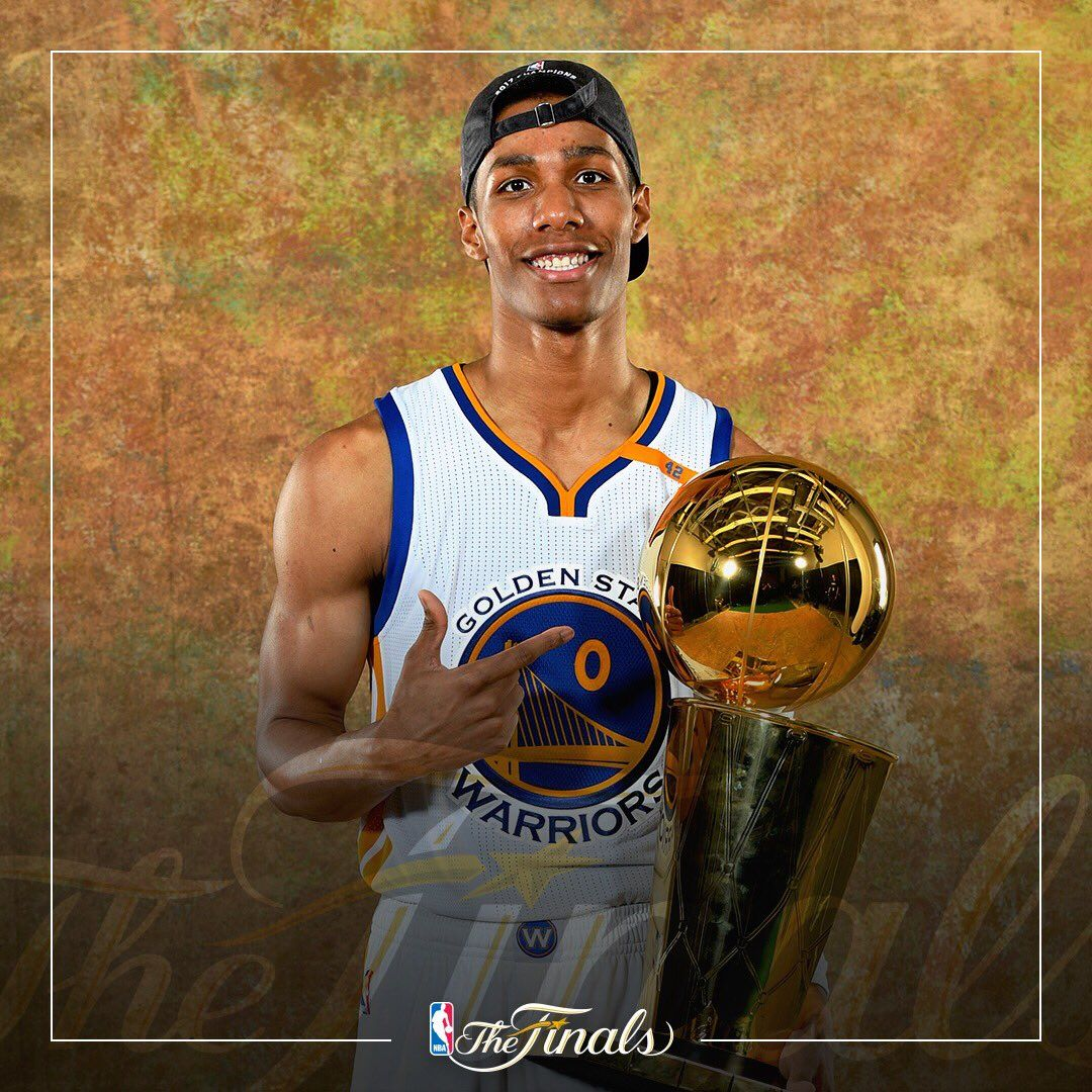 Fabio Lucarini's photo on Patrick McCaw