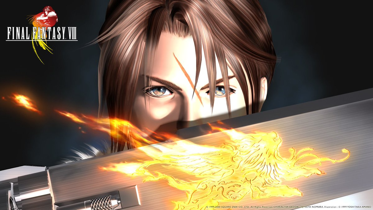Console Creatures's photo on Final Fantasy VIII