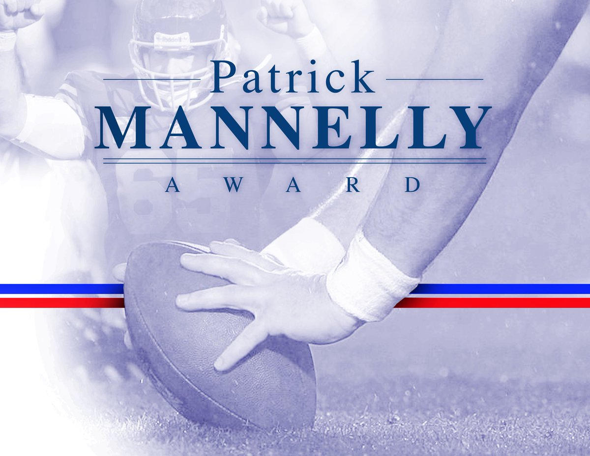 The Patrick Mannelly Long Snapper Award's photo on Kévin
