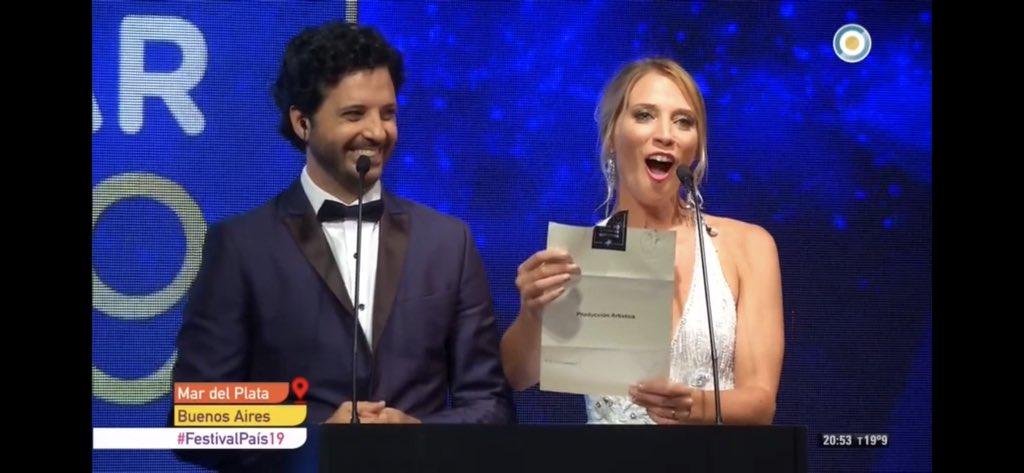 MOSKITA's photo on #PremiosEstrellaDeMar