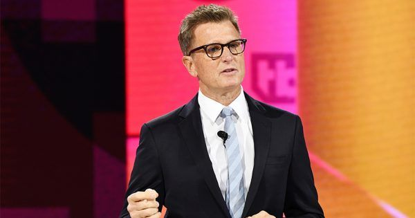 Adweek's photo on Kevin Reilly