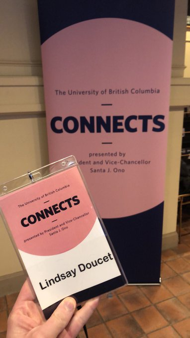 #UBCconnects Photo