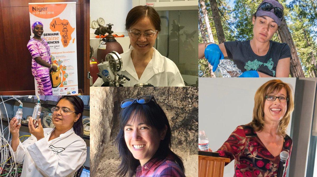 EESA at Berkeley Lab's photo on #WomenScienceDay