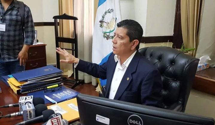Guatevisión's photo on ramón