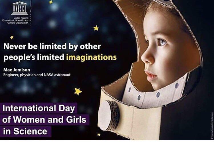 Daisi Estela❤️🚀's photo on #WomenScienceDay