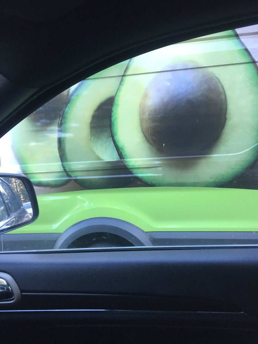 Just pulled up next to the healthiest car ever...<br>http://pic.twitter.com/NvgyEUNPle