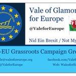 Image for the Tweet beginning: @Bridgend4Europe @FinalSayForAll @ValeforEurope @WalesForEurope @Cardiff4EU