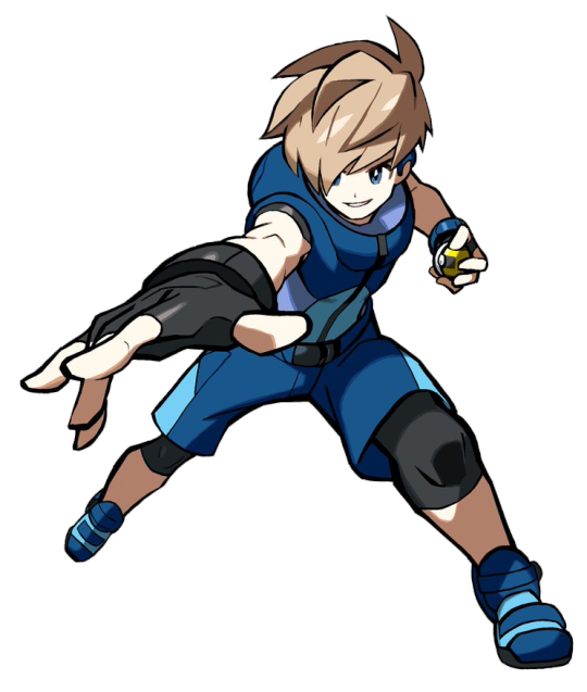 Pokemon Sun and Moon had no business making this cool ass design for the ace trainer. I wish he had a story of his own