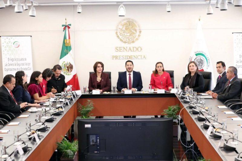 Alex López Munguía's photo on Ley General de Seguridad Vial