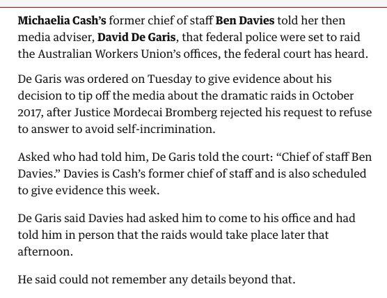 Guardian Australia's photo on Ben Davies