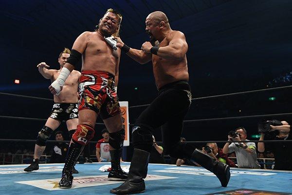 新日本プロレスリング株式会社's photo on #njnbg
