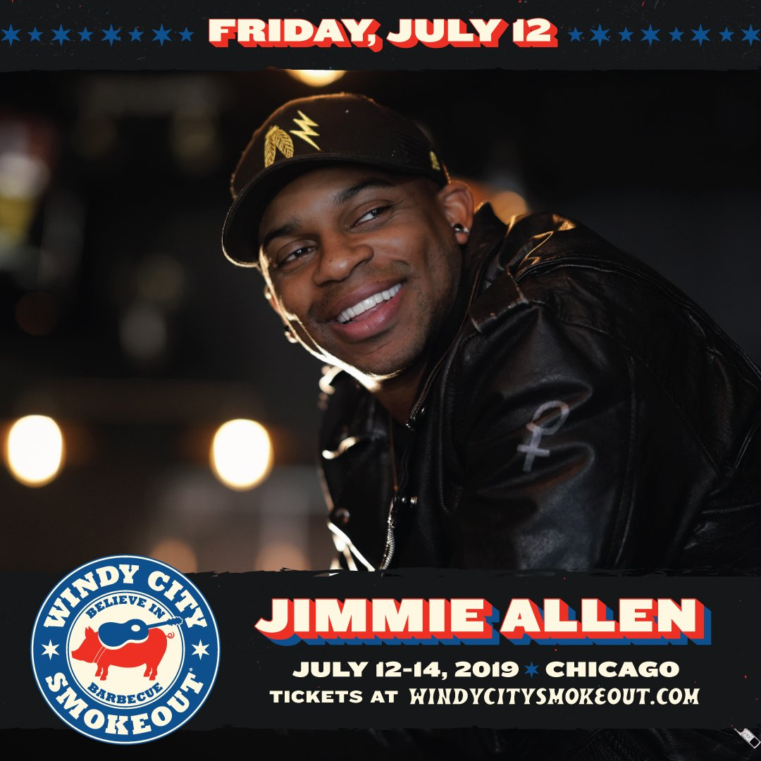 Chicago! I'm headed back to @WCSmokeout this year on 7/12! Tickets are available now at exclusive pricing. 🤙🏽⚡️Use the promo code SMOKEOUT2019 before Friday, February 15 at 11:59pm. Tickets on sale now: http://bit.ly/2GwElME