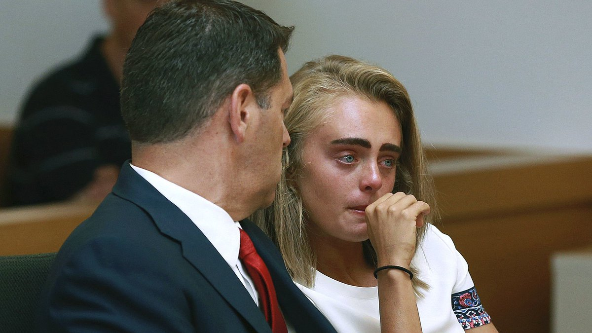 News Grim's photo on Michelle Carter