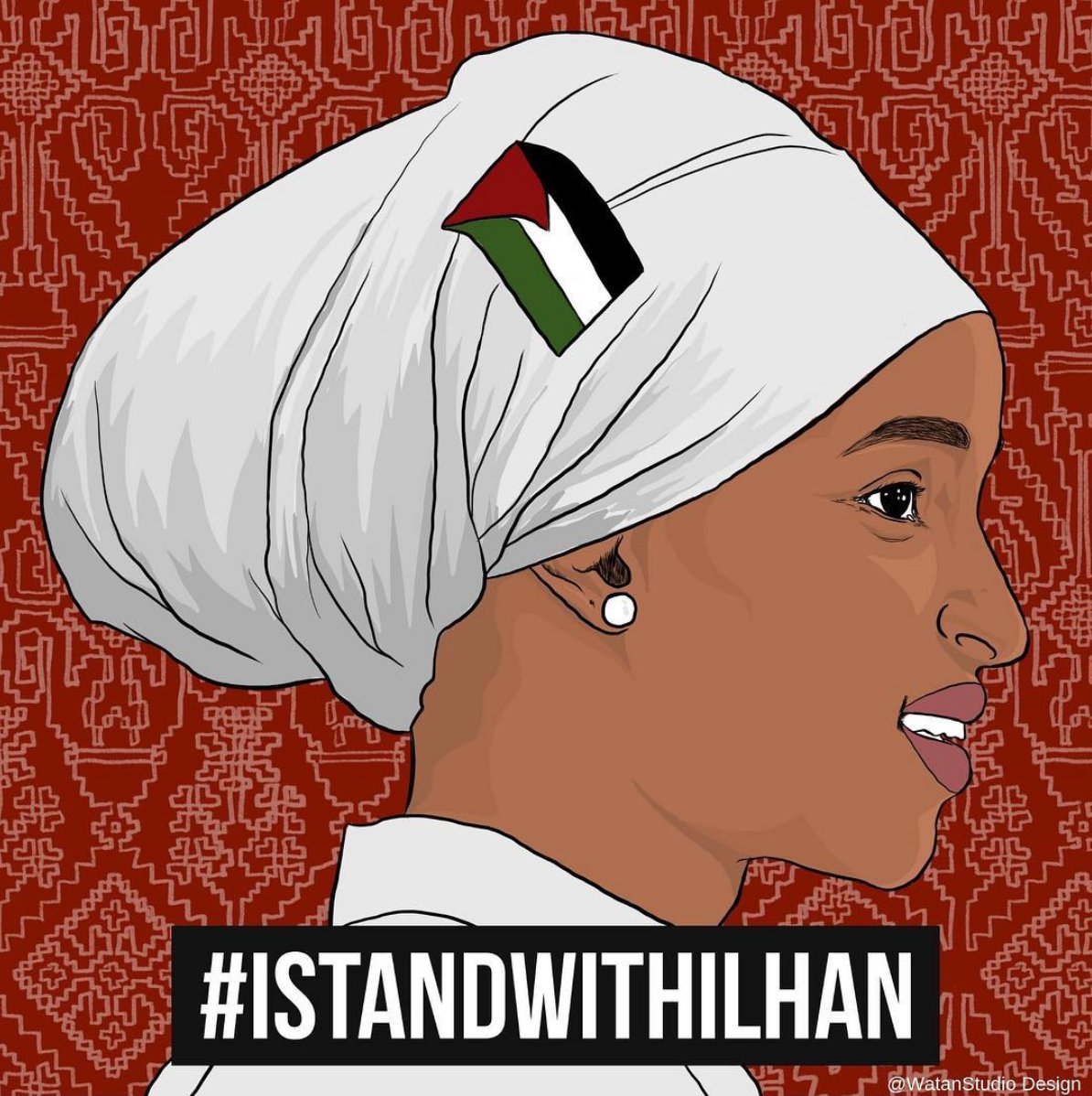 JewishVoiceForPeace's photo on #StandWithIlhan