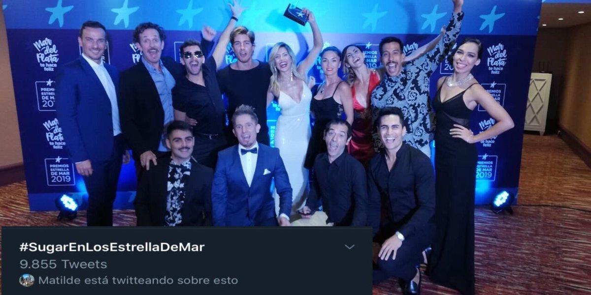 ᏒᎾ's photo on #SugarEnLosEstrellaDeMar