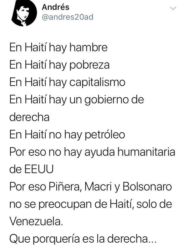 Raúl Hernández López's photo on #Haití