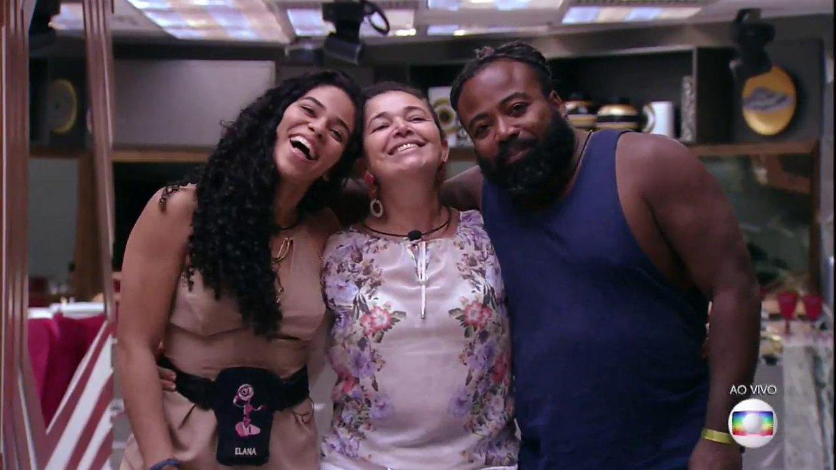 Big Brother Brasil's photo on Elana e Rodrigo