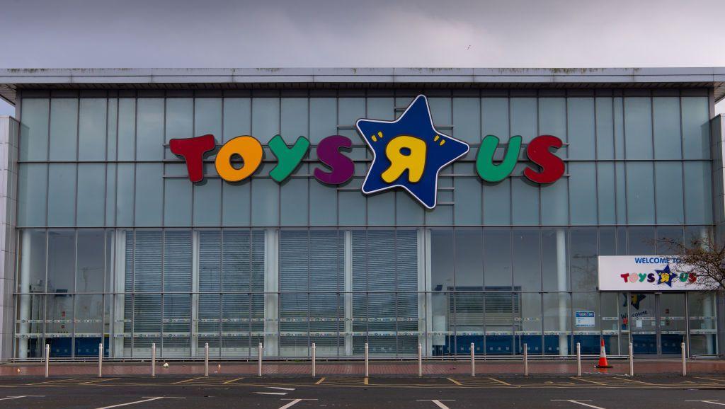 WGAL's photo on Toys R Us