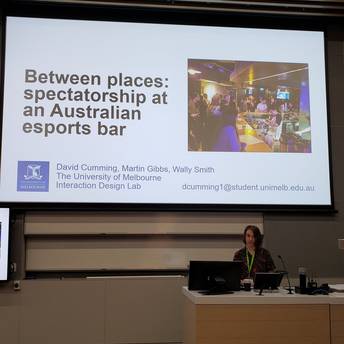 Roger Altizer's photo on #digraa19