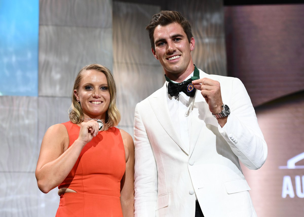 Aust Cricketers Assn's photo on #auscricketawards