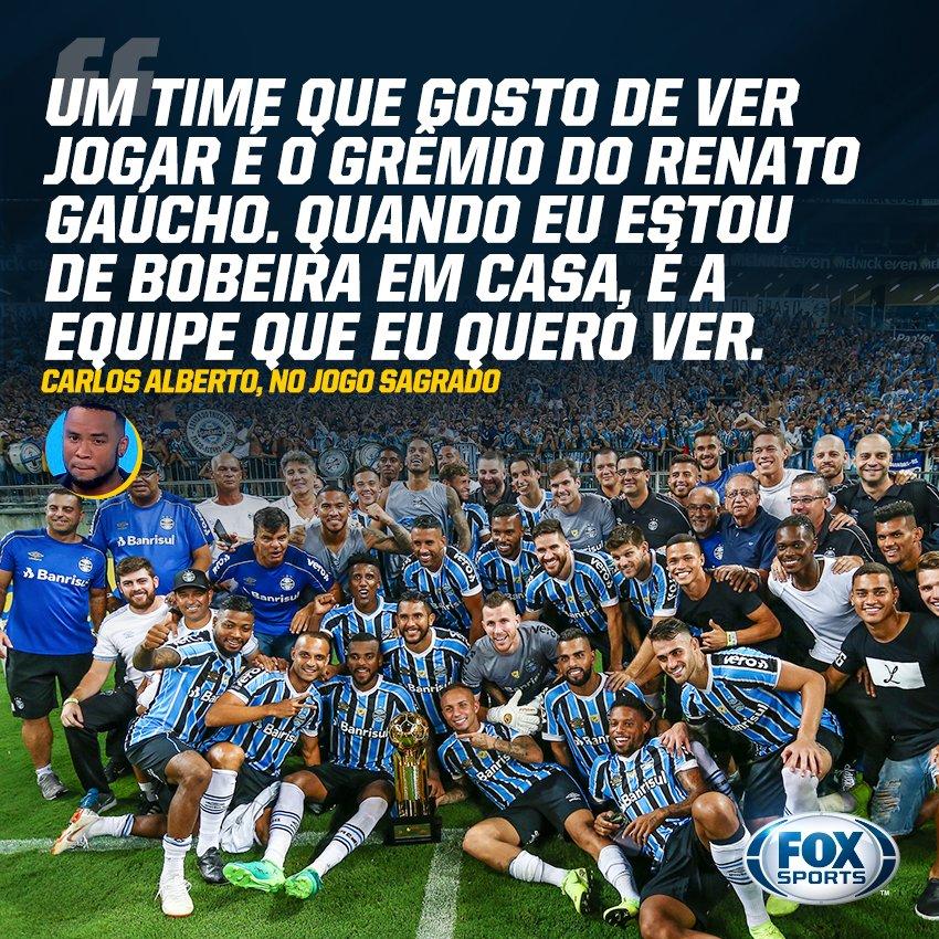FOX Sports Brasil's photo on renato gaúcho