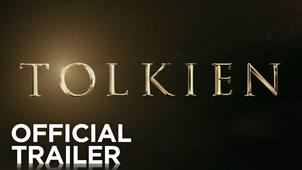A story of love, courage, and fellowship.  #TolkienMovie – Only in theaters May 10