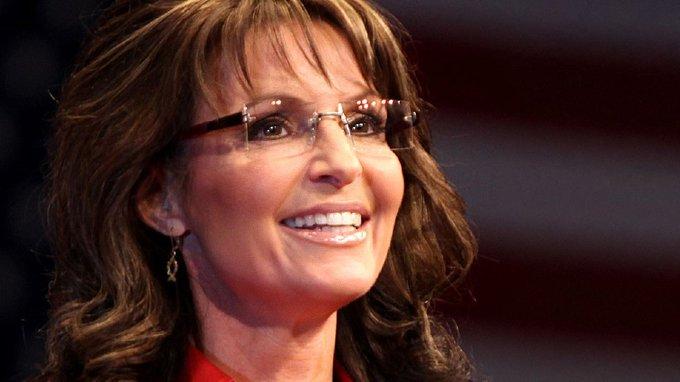 Sarah Palin Happy Feb 11 birthday Gov Sarah Palin!