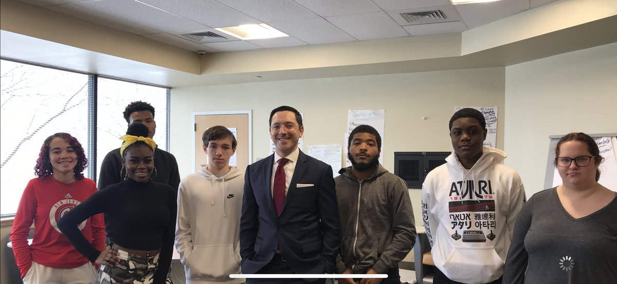 BCAS students learned about the court and justice system today. Thank you to Attorney Dan Rosenberg for coming out and spending time with us. #bcsssdpride #bestschoolyearever @DrCNagy @bcsssd