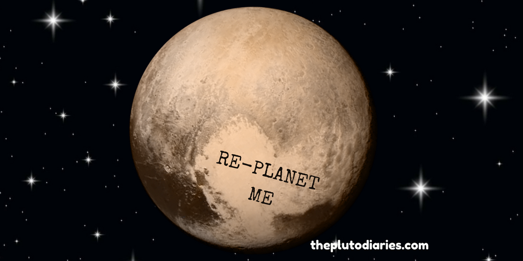 The Pluto Diaries's photo on #UnlikelyCandyHearts