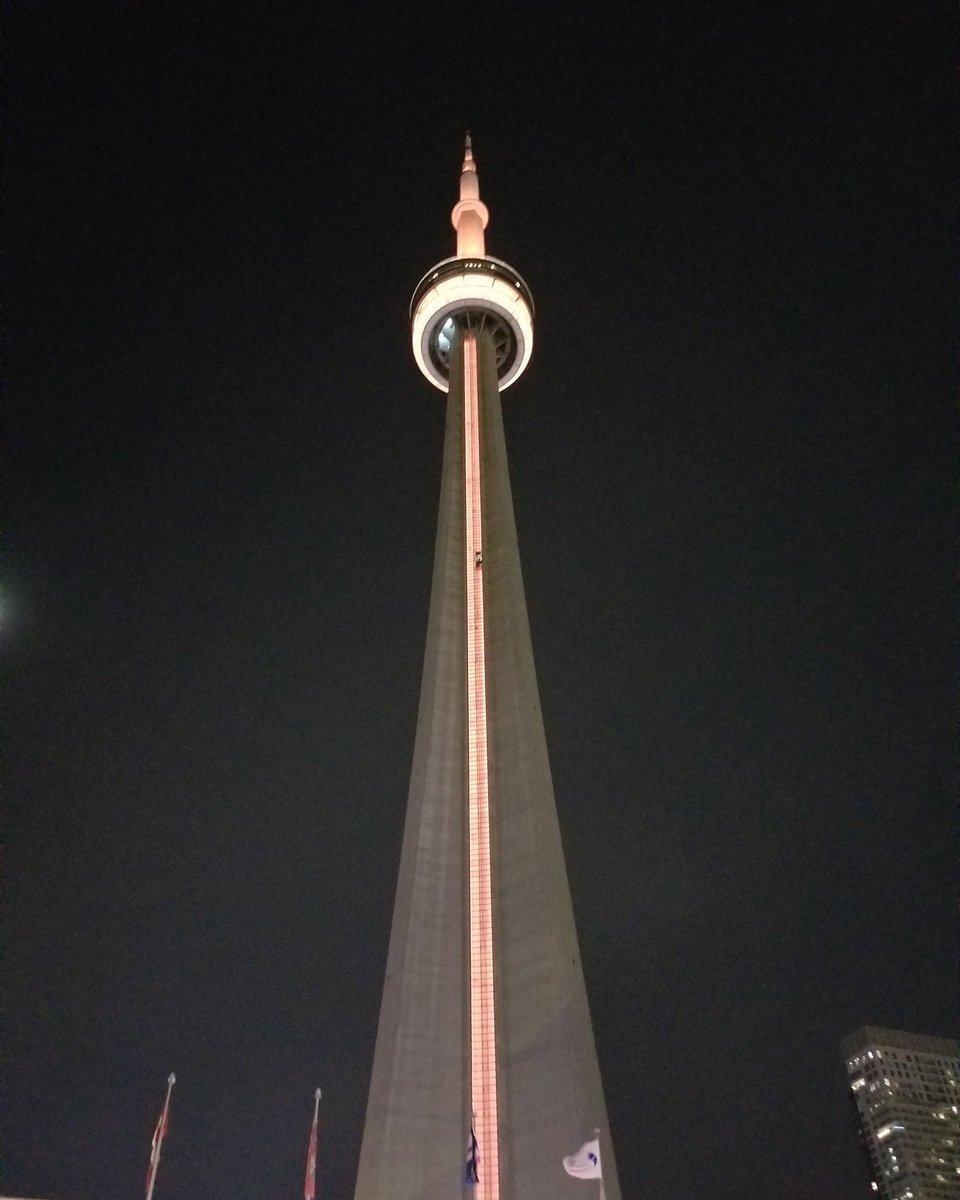 Rae Lynn Jackson's photo on CN Tower