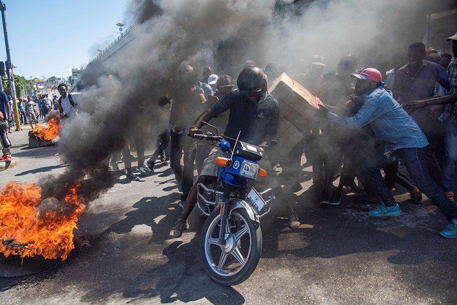 CAMPECHE HOY's photo on #Haití