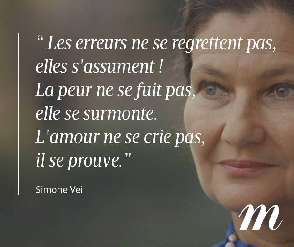 Bénédicte Buhagiar's photo on #SimoneVeil