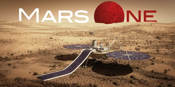 Sprout - Startups, Scaleups & F*ckups's photo on Mars One