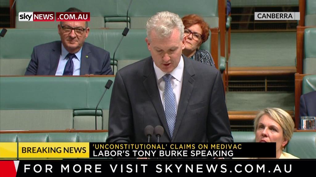 Sky News Australia's photo on Tony Burke