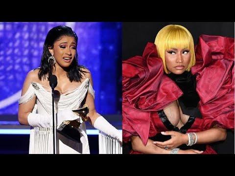DzL2UdYWsAEVxU1 - Nicki Minaj Pulls Out Of BET Award Show Following Their Slight Dig At Her