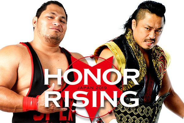 "NJPW/RoH: Carteles completos para ""Honor Rising: Japan 2019"" 5"