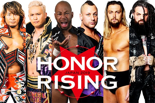"NJPW/RoH: Carteles completos para ""Honor Rising: Japan 2019"" 6"