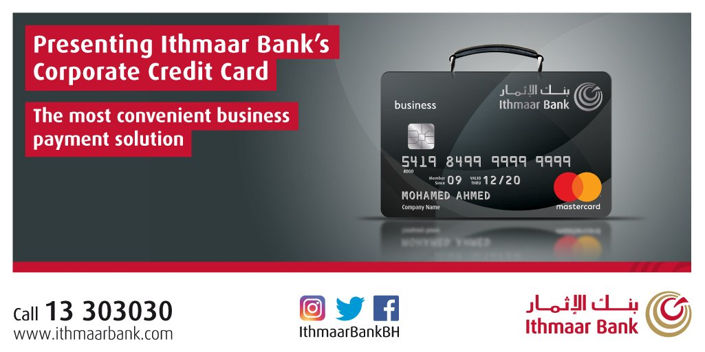 Ithmaar Bank's photo on bahrain