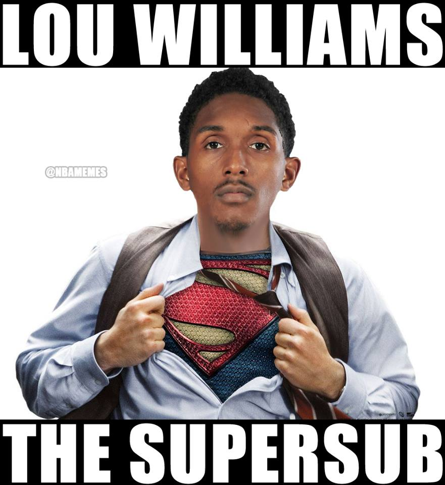 NBA Memes's photo on Lou Williams