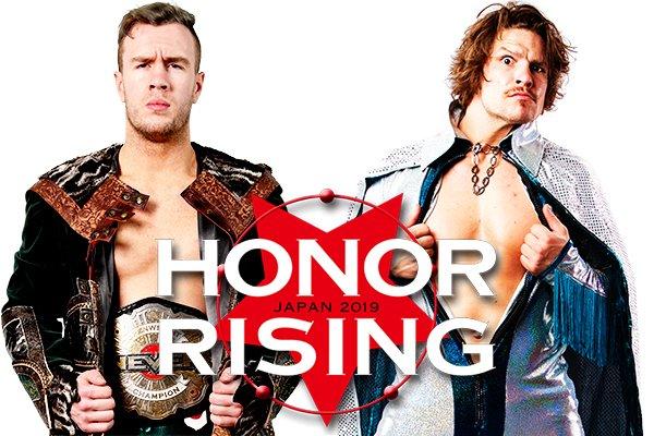 "NJPW/RoH: Carteles completos para ""Honor Rising: Japan 2019"" 4"
