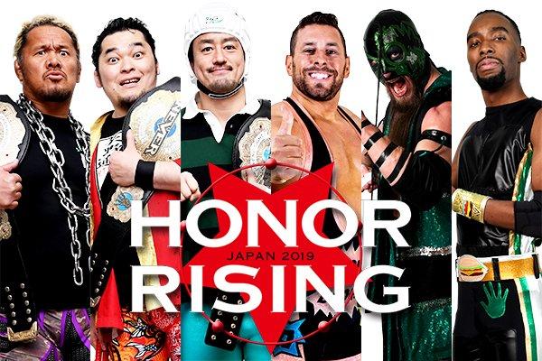 "NJPW/RoH: Carteles completos para ""Honor Rising: Japan 2019"" 3"