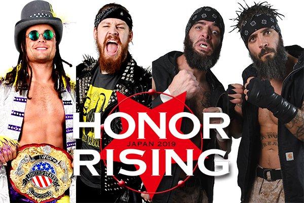 "NJPW/RoH: Carteles completos para ""Honor Rising: Japan 2019"" 9"