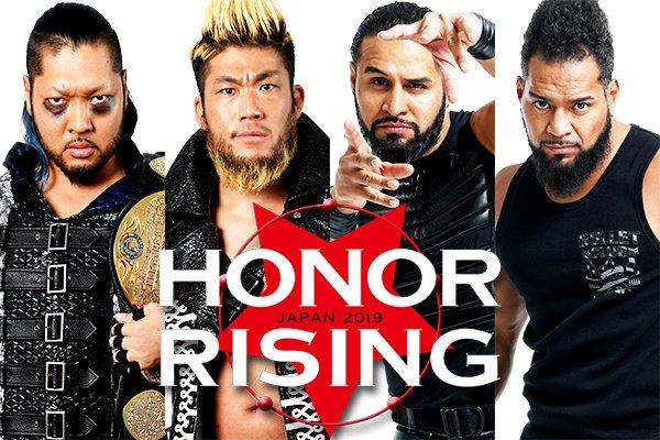 "NJPW/RoH: Carteles completos para ""Honor Rising: Japan 2019"" 8"