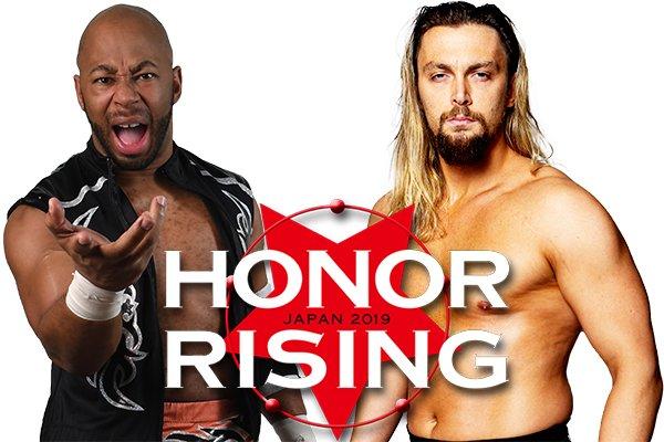 "NJPW/RoH: Carteles completos para ""Honor Rising: Japan 2019"" 7"